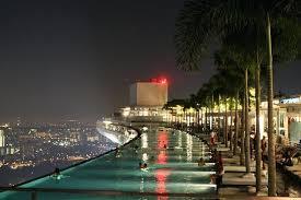 infinity pool singapore dangerous. The Infinity Pool Of Singapore Height Cost Dangerous A