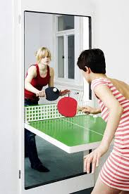13. Ping Pong Door