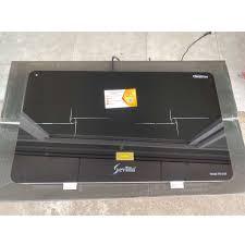 Bếp từ đôi dương Sevilla SV 20T Bếp từ dương Inverter tiết kiệm điện  -Booter nấu siêu nhanh -Bảo hành chính hãng 2 Năm tại Hà Nội