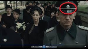 what does the skull and crossbones on the nazi uniform represent  resized image of skull and crossbones