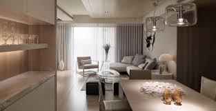 Contemporary Apartment Design Neutral Contemporary Apartment By Wch Design Studio