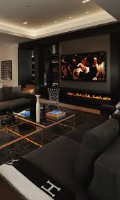 Best  Basement Man Caves Ideas On Pinterest - Unfinished basement man cave ideas