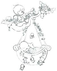 Free Printable Angel Coloring Pages Coloring Precious Moments Angel