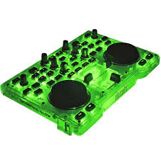 Hercules Djcontrol Glow Controller With Led Light And Glow Effects Buy Hercules Djcontrol Glow