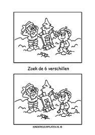 Kleurplaten Winter Groep 3