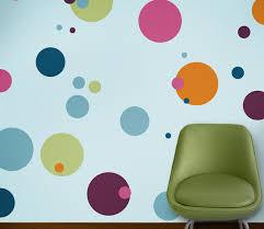 diy jungle room wall mural