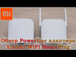 Купить PowerLine-<b>адаптер Xiaomi WiFi</b> Home Plug Electric Cat Kit ...