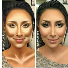 where to highlight contouring tutorial products where to highlight contour