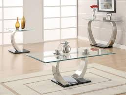 glass modern coffee table sets how to make your house look fresh put modern