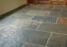 grey green slate flooring slate