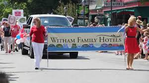 bar harbor public works 4th of july in bar harbor with witham family hotels youtube
