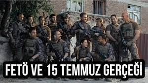 BÖRÜ Sinema Filminde FETÖ ve 15 TEMMUZ Gerçeği!! - YouTube