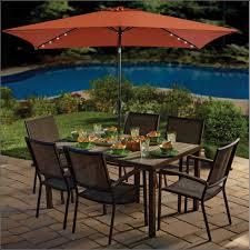full size of patio marvelous rectangular umbrella with solar lights in wonderful home design styles interior