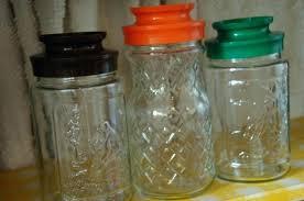 anchor heritage glass jar kitchen organization hocking 1 gal airtight and affordable jars wood pantry lids