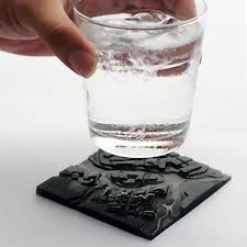 Marvelous 36 Creative And Cool Coasters (36) 5