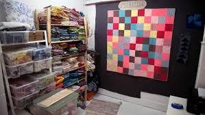 Craft Room Tour: Inside Blair Stocker's Quilting Studio ... & Get an inside look at Blair Stocker's quilting studio on the CreativeLive  blog. Adamdwight.com
