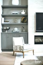 built in shelves living room cabinet best