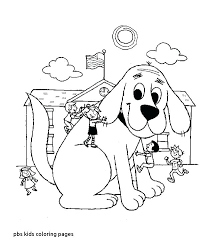 Pbs Kids Coloring Pages Tiger Ornament Coloring Pictures For Girls