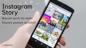 Instagram Story Warum Auch Du Mehr Stories Posten Solltest