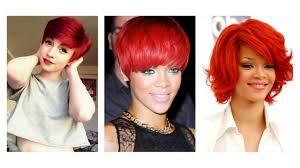 Korte Kapsels Rood Haar