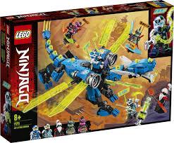 <b>Конструктор LEGO NINJAGO</b> 71711 <b>Кибердракон</b> Джея — купить ...