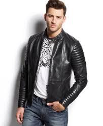 moto leather jacket mens. versace jeans leather moto jacket mens 0