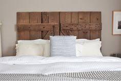 old door bed head