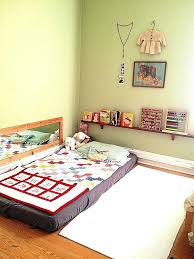how to stop bed from moving baby proof bed frame unique lovely baby floor mattress home how to stop bed from moving