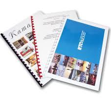 Брошюровка на пластиковую и металическую пружины lephoto  брошюровка подольск брошюровка диплома брошюровка документов