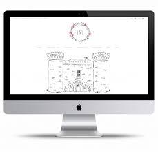 Aimee Willow Designs Wedding Websites