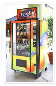 Health Food Vending Machines Franchise Fascinating Vending Fresh Healthy Vending