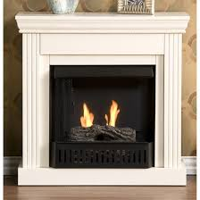 Southern Enterprises Claremont 48Inch Electric Fireplace Corner Southern Enterprises Fireplace