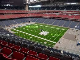 nrg stadium section 632 seat views