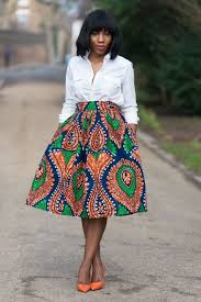 African Skirts Patterns Amazing 48 Best Afro Images On Pinterest African Wear African Attire And