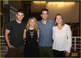 zachary quinto the glass menagerie media day