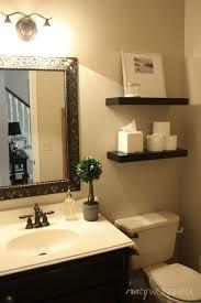 Half Bathroom Decor Ideas Gorgeous Crazy Wonderful Quick Powder Room Makeover Powder R