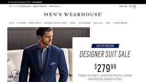 Men S Wearhouse Size Chart Mens Wearhouse Reviews 7 Reviews Of Menswearhouse Com