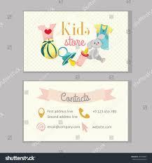 Kid Business Card Template Inspirational Nice Kids Business Cards