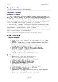 ... Manager QA - Test Automation Consluting. Rsum Sarbajit Chakrabarty  Page 1 of 6 Sarbajit Chakrabarty Email:Sarbajit.chakrabarty@gmail ...