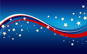 Red White And Blue Powerpoint Templates Wave Of Stars Blue Red White Backgrounds For Powerpoint Lines