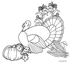 Free Printable Turkey Coloring Pages For Kids Cool2bkids