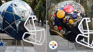 Every Nfl Helmet Reimagined And Hand