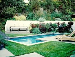 simple pool landscaping | Simple Swimming Pools - Los Angeles, CA - Photo  Gallery -