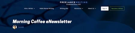 places to lance writing jobs this weekly e newsletter provides a varied collection of lance writing and editing jobs in all shapes and sizes competitive pay rates