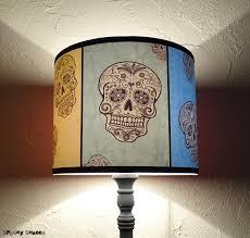 Skull Bedroom Accessories Skull Lamp Etsy