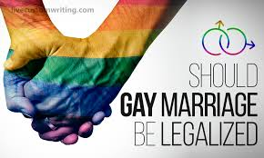 gay marriage essay should gay marriage be legalized