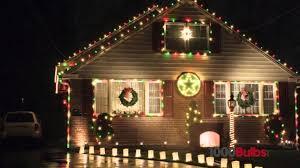 C9 Christmas Lights Opaque Red C9 Christmas Light Bulbs
