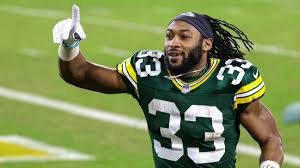 Green Bay Packers add pocket to Aaron Jones' jersey so he can play ...
