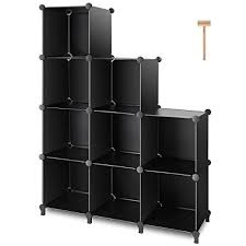 diy closet office. TomCare Cube Storage 9-Cube Closet Organizer Shelves Plastic  DIY Diy Closet Office L