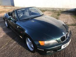 BMW Z3 1.9 2000 Model Convertible E36 M43 Oxford Green 2 Seater ...